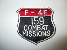 b6179 US Air Force Vietnam Phantom F4E 159 Combat Missions IR21D