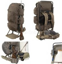 Freighter Frame Pack Bag Rifle and Gun Holder Camping Hiking Hunting Backpack