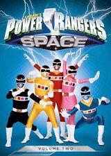 POWER RANGERS: IN SPACE 2  - DVD - Region 1 Sealed
