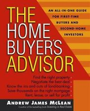 The Home Buyer's Advisor: A Handbook for First-Time Buyers and-ExLibrary