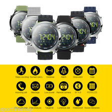 DI04 IP68 Impermeabile Sports Smart Watch 5ATM Pedometro 8-Month Standby Call IT