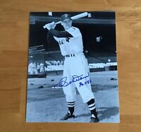Bobby Doerr Boston Red Sox HOFer Signed Autograph 8x10 Photo #1