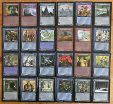 Middle Earth CCG Lidless Eye Fixed Cards MELE LotR TCG