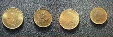 ITALIA REPUBBLICA 200 LIRE 1978 + 20 LIRE 1978 FIOR