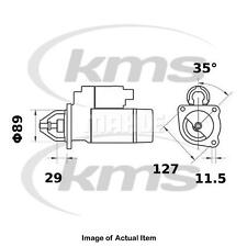 New Genuine MAHLE Starter Motor MS 347 Top German Quality