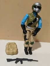 New listing Vintage 1987 Gi Joe Steel Brigade With Accessories! Rare Mail Order Only!