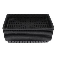 10pcs/set Plant Basket Aquatic Easy to Install and Use Plants Pond Accessory