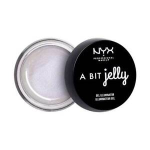 NYX A Bit Jelly Gel Illuminator 01 Opalescent 15.8ml