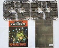 Rogue Trader Kill Team Warhammer 40k Scenery RuleBook Game Board      Free Ship