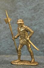 Tin Soldiers * Middle Ages * English Infantryman 15th century. * 54 mm