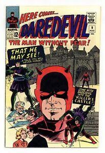 Daredevil #9 VG+ 4.5 1965