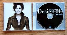 JANET JACKSON - Design of a deacade * Greates hits, 18 tracks * 1995 * ex/ex