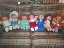 New ListingCabbage patch kids doll lot