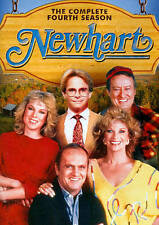Newhart: The Complete Fourth Season (DVD, 2014, 3-Disc Set) BRAND NEW 4 BOB