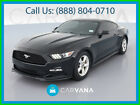2017 Ford Mustang V6 Coupe 2D Power Door Locks ABS (4-Wheel) Backup Camera Traction Control Power Windows Tilt