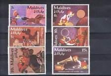 Serie Disney postfris MNH Maldives: Donald and the Wheel (dis092)