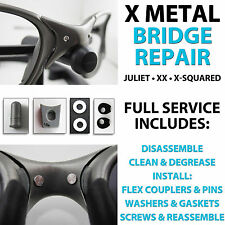 Oakley X Metal Repair Nose Bridge Tune Up Fix Juliet XX Penny Romeo 2 R2 XMetal