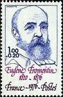 France Yvert Num 1897 ** Engène Fromentin  1976