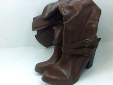 New listing Style & Co. Womens H4NN Boots, Brown, Size 6.0 71H8