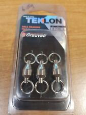 Grauvell Teklon Nickel Ball Bearing Swivels 135Kg