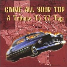 Zz top Gimme All your top-A tribute to (voir aussi: Mick Moody, paul dianno...) [CD]