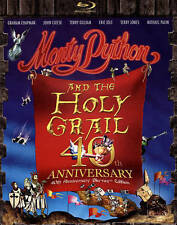 Monty Python and the Holy Grail (Blu-ray Disc, 2015, 40th Anniversary Edition)