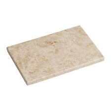 Set Of 2 31 x 21cm Champagne Marble Chopping Boards Worktop Saver Pastry Slab