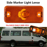 Turn Signal / Side Marker Light Orange Lense Left or Right For IVECO DAILY  # *