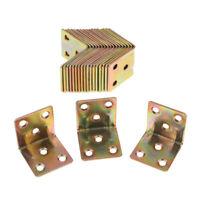 20x Angle Code Stainless Steel Corner Braces Angle Brackets 30x30x29mm