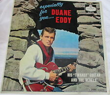 DUANE EDDY & THE REBELS - ESPECIALLY FOR YOU - London HA-W 2191