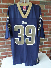 ST.LOUIS RAMS #39 S. JACKSON NFL FOOTBALL JERSEY REEBOK PLAYERS INC MEN'S LARGE