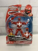 Mighty Morphin Red Power Ranger, Mega Force Collection Action Figure