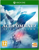 Ace Combat 7: Skies Unknown Xbox One Brand New Sealed