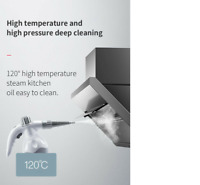 Portable Handheld Steam Cleaner -1050W - Ganrid