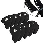 10pcs Golf Club Iron Headcover Head Cover Protector Putter Set Neoprene