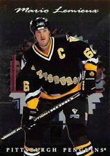 1996-97 Donruss Elite #109 Mario Lemieux