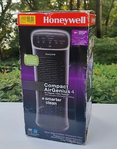 Honeywell Compact AirGenius 4 Air Cleaner - 4 Cleaning levels New HFD280BWM