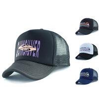 Quiksilver Mens Standards Trucker Cap Baseball Hat Snapback Skate Board Mesh OS