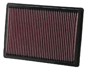 K&N Hi-Flow Performance Air Filter 33-2295 fits Chrysler 300C 3.5, 5.7, 5.7 (...