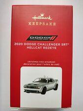 2020 Hallmark Ornament 2020 Dodge Challenger Srt Hellcat Redeye Nib!