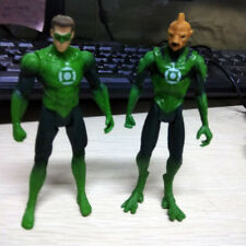 "2pcs 3.75"" Different DC Universe Comics Green Lantern Figure Collection Toys"