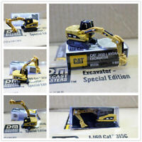 Brand New 1:160 N Scale Miniature Excavator Engineering Vehicle Diecast Model