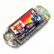 Clear White Refurbished Sony PSP-2000 Handheld System Game Console PSP 2000