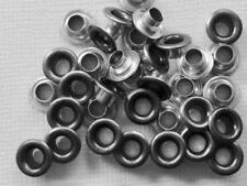 "3/16"" Large Eyelets ANTIQUE SILVER pk of 50 round scrapbooking craft eyelet"