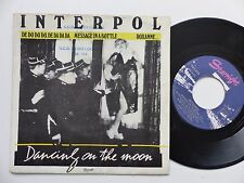 INTERPOL De do do do Message in the bottle THE POLICE Dancing on the moon 791829