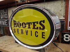 More details for rootes,hillman,sunbeam,vintage,classic,mancave,lightup sign,garage,workshop,2