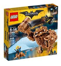 Lego Batman Movie - CLAYFACE SPLAT ATTACK 70904 - Brand New Sealed Package