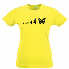 Butterfly Cotton Animal Print Tops & Blouses for Women