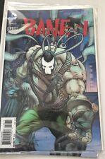 Batman #23.4 (2013, DC) 3-D Bane Cover, Peter J Tomasi, Nolan, 1st Print, F+/VF
