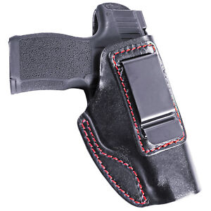 For Sig P365 XL IWB Leather Holster Right Handed Conceal Carry CCW P365XL